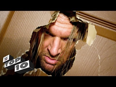 Shocking home invasions: WWE Top 10, Sept. 8, 2018