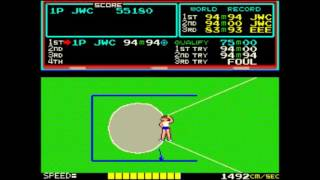 Gambar cover track and field arcade 85160 single round