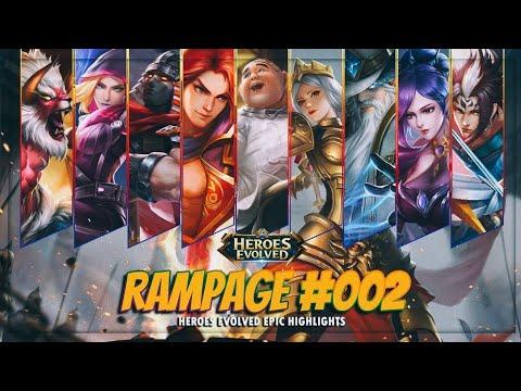 HEROES EVOLVED   Rampage #002 [HEreplays]