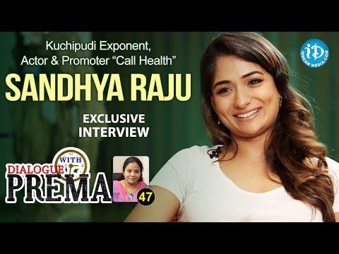 Kuchipudi Dancer Sandhya Raju Exclusive Interview | DialogueWithPrema | CelebrationOfLife #47 #408