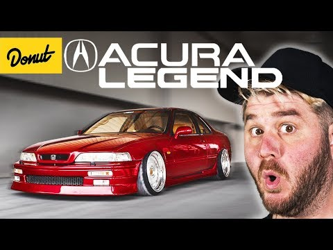 ACURA LEGEND - Everything You Need To Know | Up To Speed