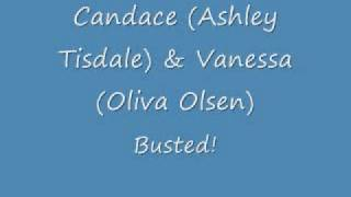 Ashley Tisdale - Busted