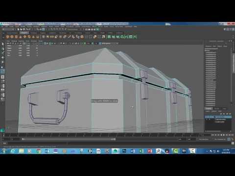 ANI 150 Sci Fi Crate Video 06
