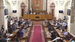 El Gobierno andaluz de PP y Cs aprueba su primer presupuesto