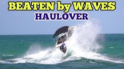 Lateral Hit by a Big Wave/HAULOVER INLET