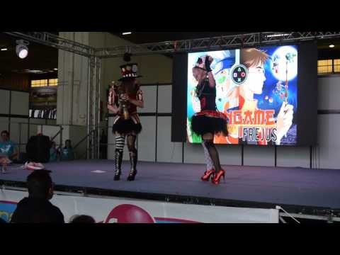related image - Mangame Show Winter 2017 - Concours Cosplay - 08 - Borderlands 2 - Mad Moxxi