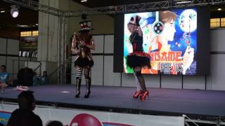 mangame show winter 2017 concours cosplay 08 borderlands 2 mad moxxi