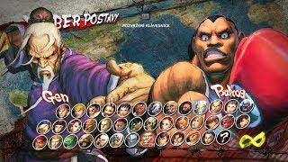 Gen vs Balrog, Ultra Street Fighter 4, usf4, Ultra Street Fighter IV, Capcom, PC gameplay,