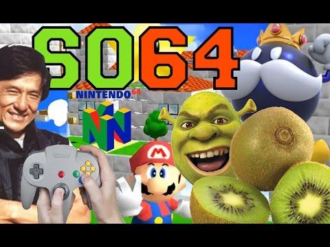 [N64 COMPILATION] Nintendo SO64