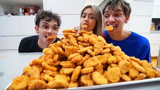 First To Finish Chicken Nuggets Wins $5000!