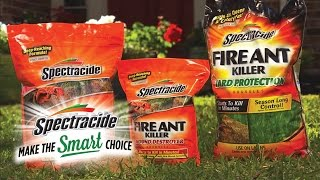 Spectracide® Solutions | Fire Ant Killer