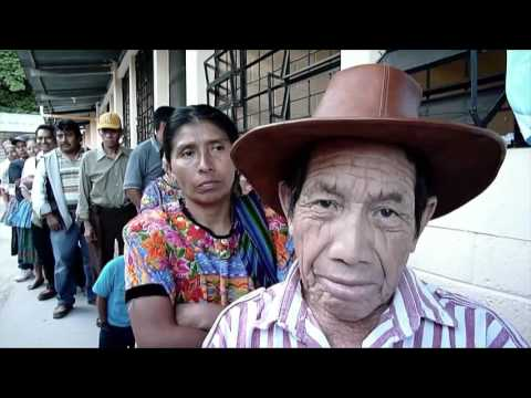 Political scandal in Guatemala turns president into prisoner