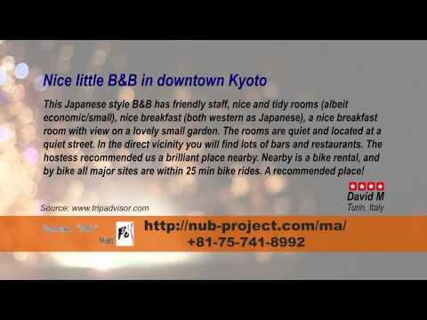 Ryokan Ma - REVIEWS - Kyoto Ryokan & Onsen Kyoto Reviews