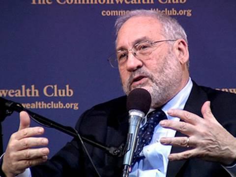"""Joseph Stiglitz: Smith's """"Invisible Hand"""" a Myth?"""
