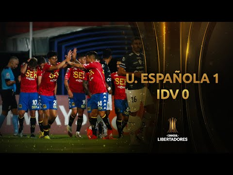 U. Espanola Independiente del Valle Goals And Highlights