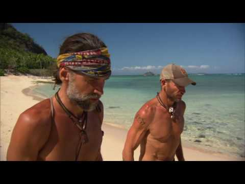 Survivor Game Changers Ep 11 - Michaela pisses off Brad