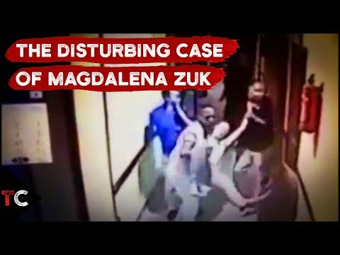 The Disturbing Case of Magdalena Zuk