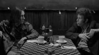 Том Вейтс и Игги Поп (Кофе и сигареты)