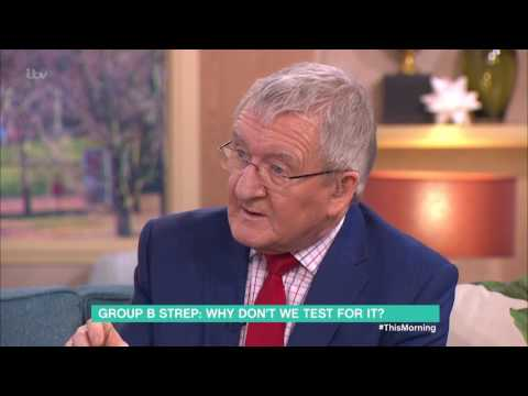 Group B Strep - How You Can Test For It | This Morning
