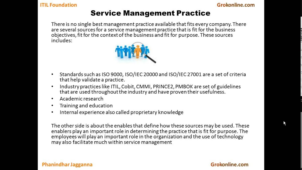 Itil service management practice youtube itil service management practice 1betcityfo Choice Image