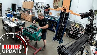 Final assembly of our Buick Nailhead engine... will it start? | Redline Update #17