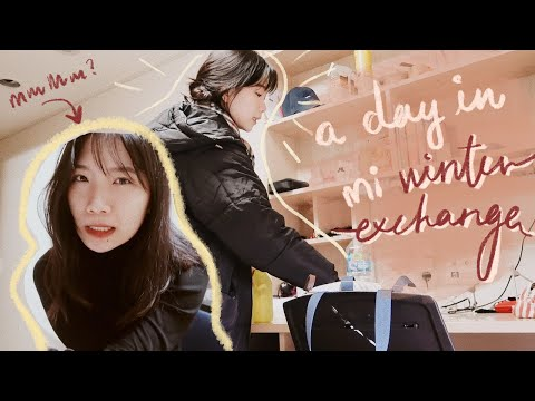 A Day In Life Of A Yonsei Winter Exchange Student (seoul, Korea)