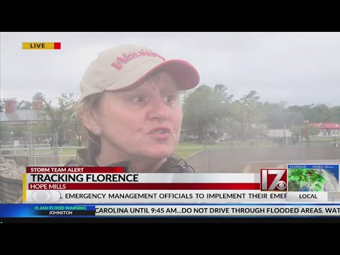 Hope Mills mayor: No dam failure