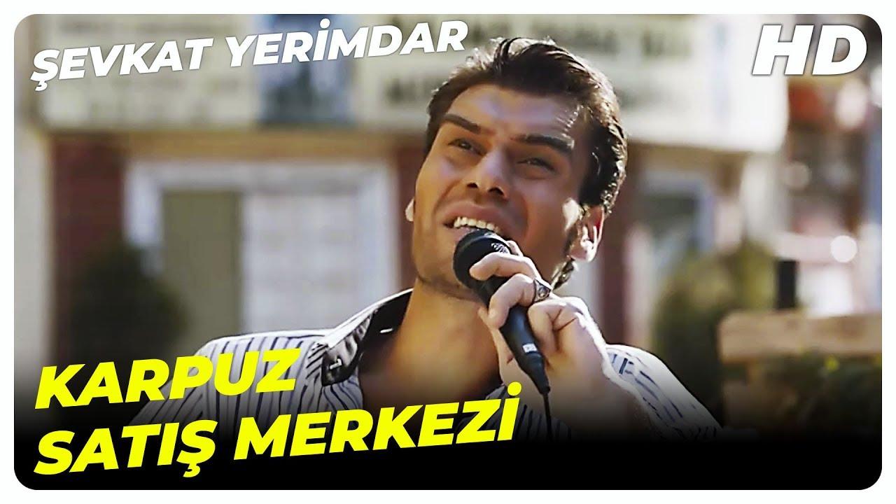 Şevkat, Karpuzcu Oldu | Şevkat Yerimdar Türk Komedi Filmi