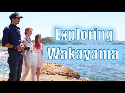 Exploring Wakayama with Rachel & Jun and Kim Dao