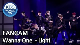 [FOCUSED] Wanna One - Light [Music Bank / 2018.06.08]