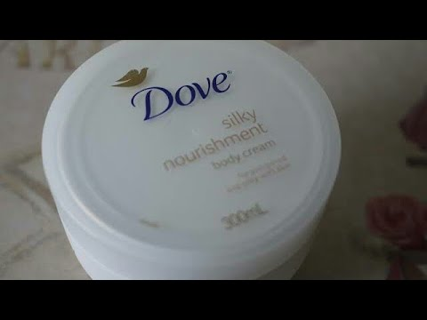 Dove Silky Nourishment Body Cream For Normal Skin Information In Hindi For You.#CalosoftRadiance