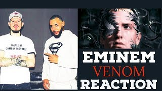 Eminem - Venom REACTION