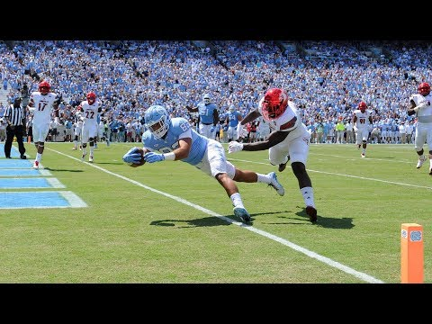 UNC Football: Louisville Outlasts Carolina, 47-35