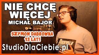 Nie chcę więcej - Michał Bajor (cover by Szymon Dąbrówka) #1284