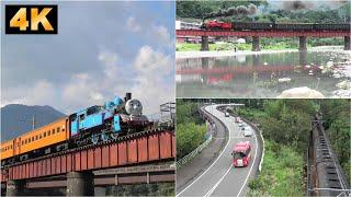 Oigawa Railway,Thomas and friends,Omnibus of 2019./大井川鉄道 きかんしゃトーマス 2019年総集編