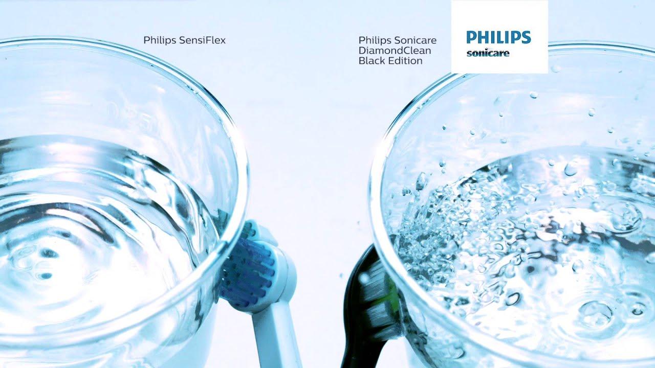 Philips Sonicare - Brush head technology - YouTube 4333c16a9439e