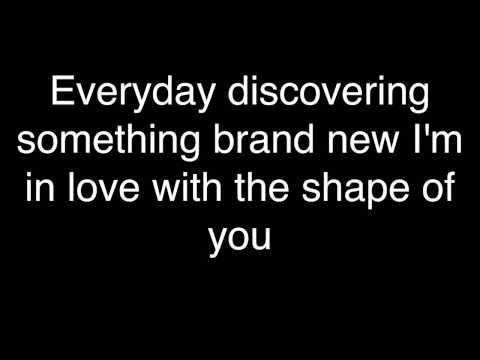 Ed Sheeran   Shape of You Stormzy Remix Lyrics