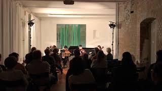 R.SCHUMANN: Piano Quintet op. 44, E flat Major