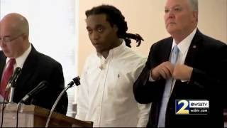 Takeoff (Migos) Pleads Guilty To Marijuana Charge
