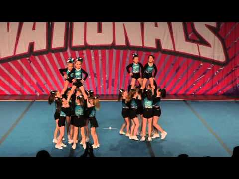 Cheer Sport Lemon Sharks Mini B 1