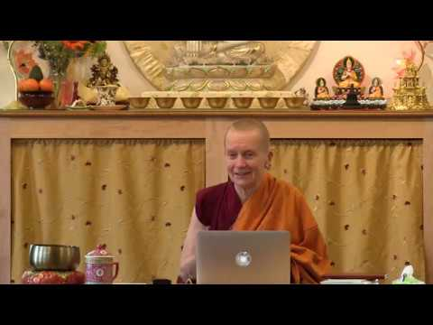 01 Peaceful Living and Dying with Venerable Sangye Khadro: Buddhist Perspectives on Death 04-26-19