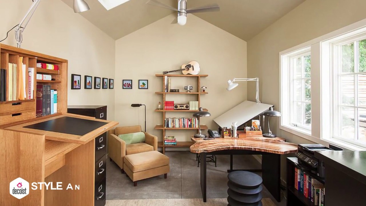 Smart Ideas To Turn Your Garage Into A Home Office U2013 Photos, Tips