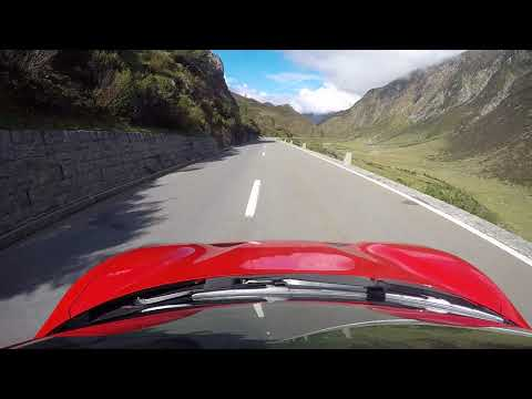Gotthard Pass Switzerland No 2 on 9-17-2017 During Adventure Drives 04