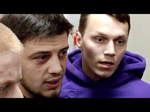 Пулемётчик ответил что было на потасовке с Тарасовым!