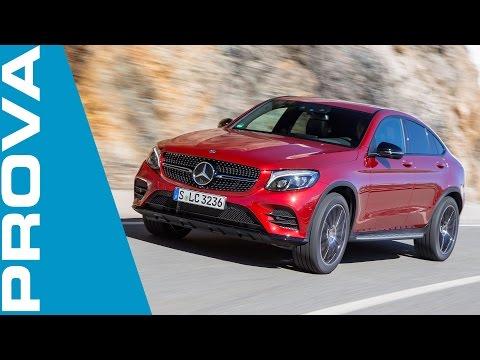 Mercedes GLC Coupé | La nostra prova su strada