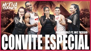 Baixar Convite Especial - Parangolé, MC 7Kssio   Motiva Dance (Coreografia)