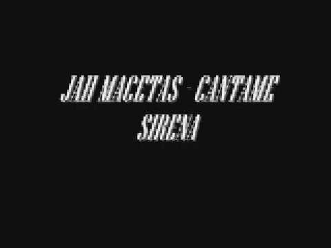 jah macetas cantame sirena - youtube