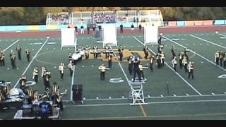 BVHS Marching Band Gangsta