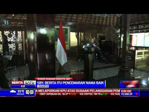 Kutip WikiLeaks, SBY Nilai Pemberitaan Sindonews Cemarkan Nama Baik