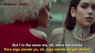 Dua Lipa   Blow Your Mind Mwah Sub Espaol Traducida Lyrics  Official Video Audiodescargaryoutube com